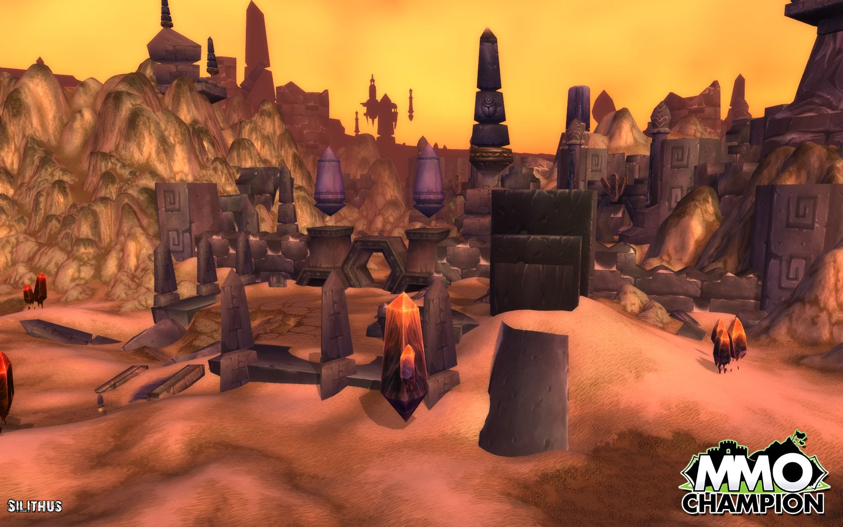 how to get to silithus from undercity
