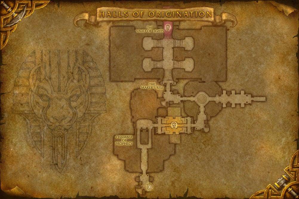 Halls Of Origination Mmo Champion