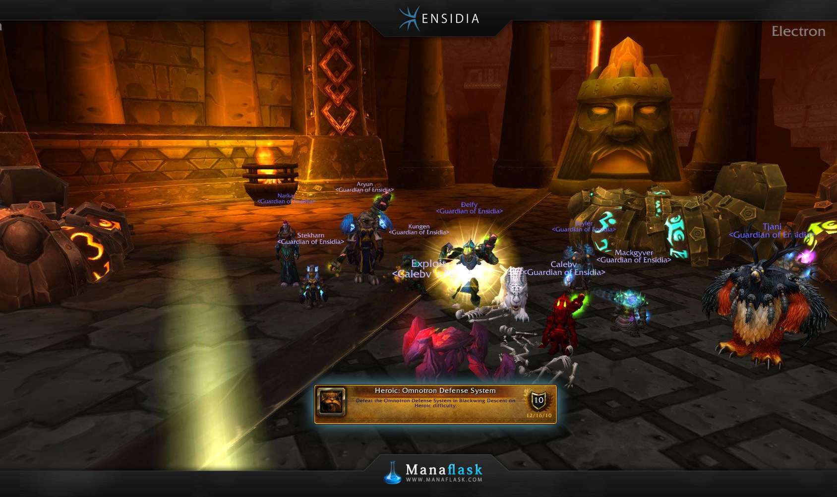 The release date of World of Warcraft: Cataclysm will be announced in ...