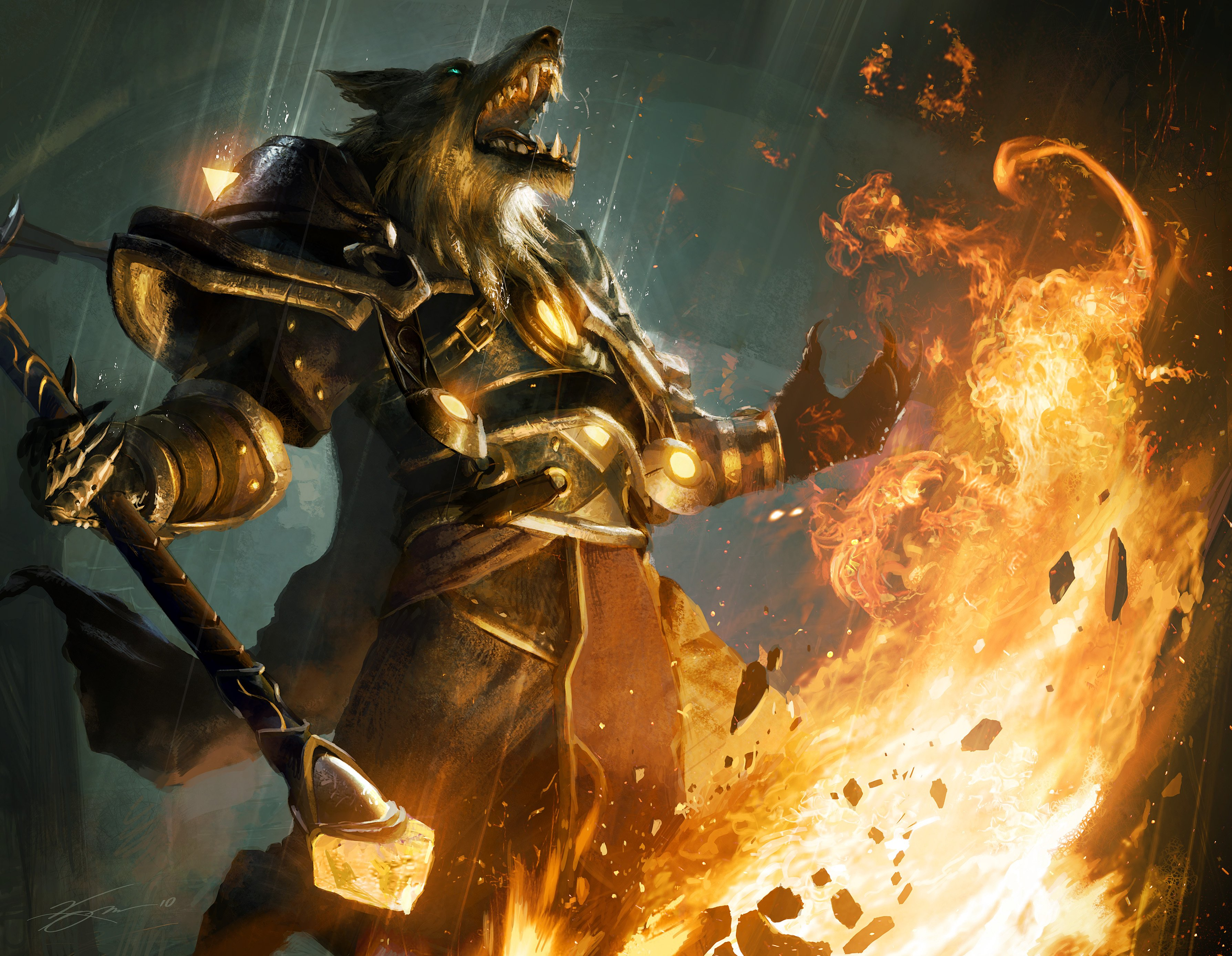 Can we get our new Worgen models? -Part 2- - World of Warcraft Forums
