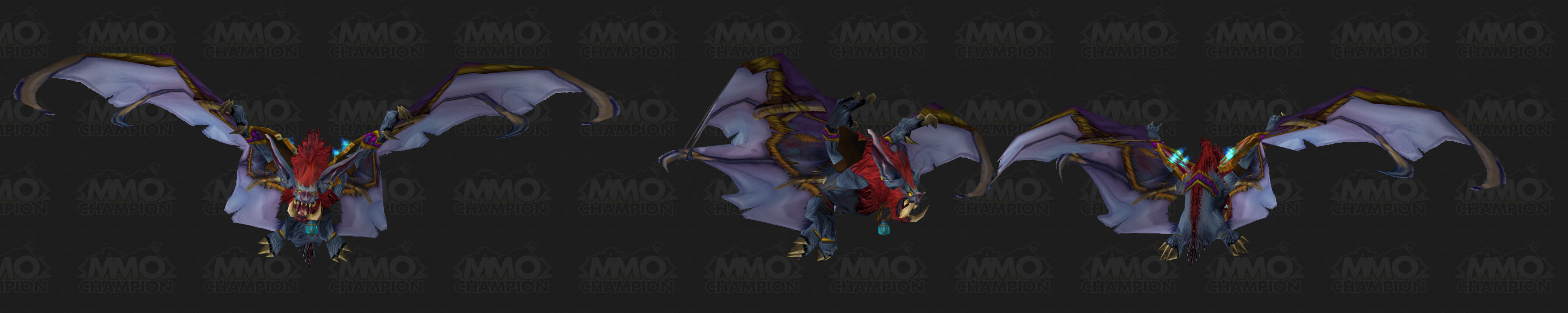 Troll Druid vs Worgen Druid flight forms? Lmao?
