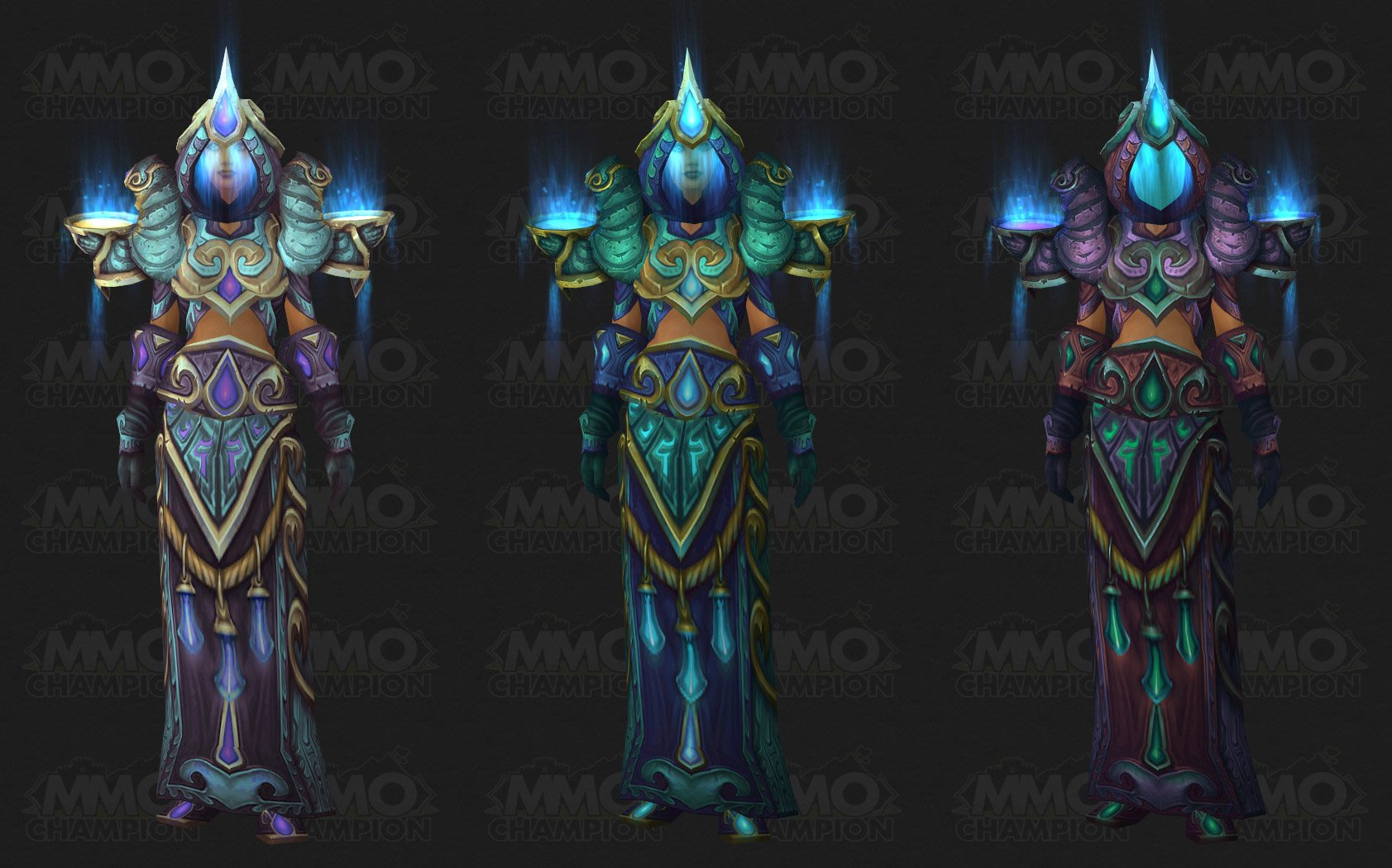 Tier 11 - Models Preview - MMO-Champion