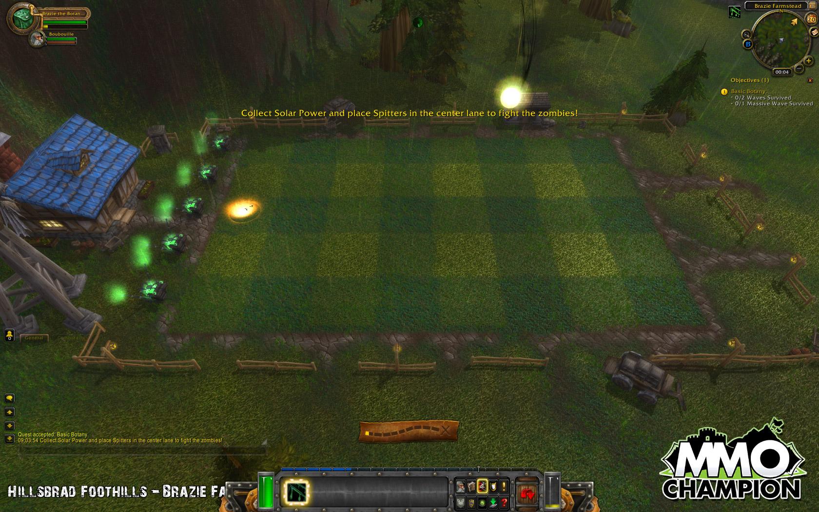 Игры про зомби против растений онлайн