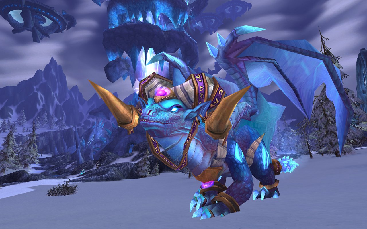 Legendary Staff - Dragonwrath, Teracgosa's Rest Preview - MMO-Champion