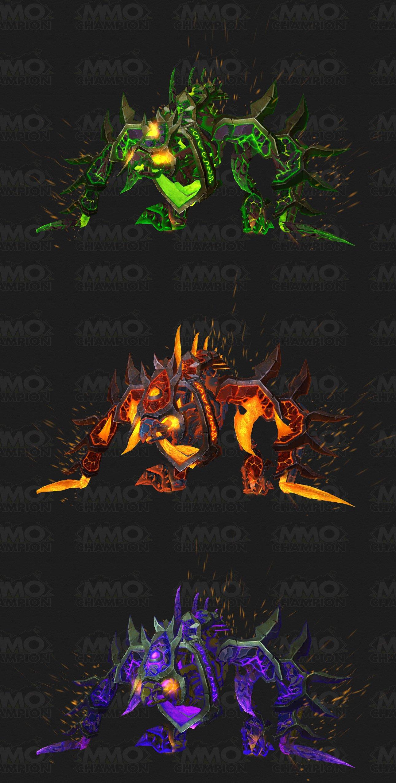 wow how to get pureblood fire hawk mount