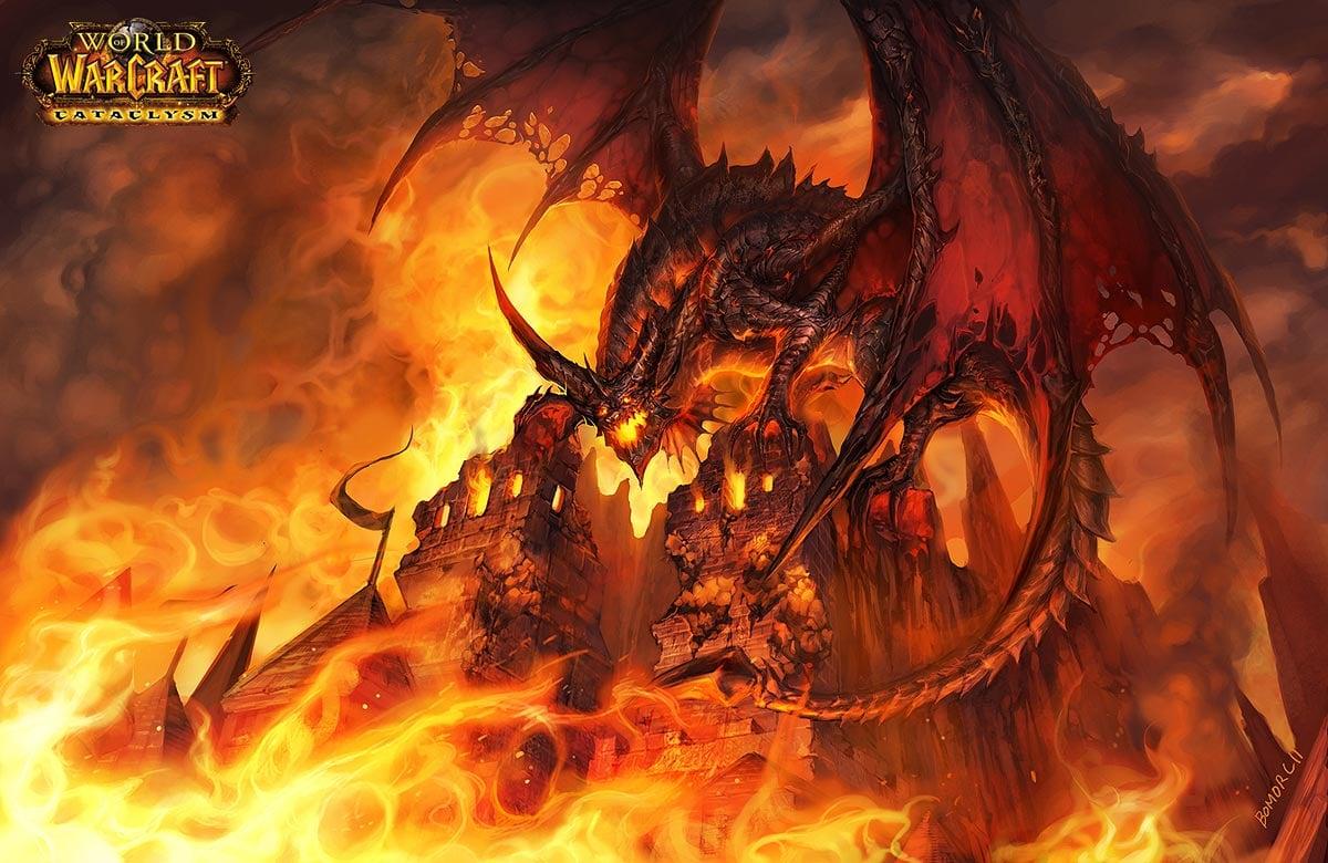 Warlocks Dragons: Male/Female Warlock Pets, MovePad In Future Patch, Garrosh