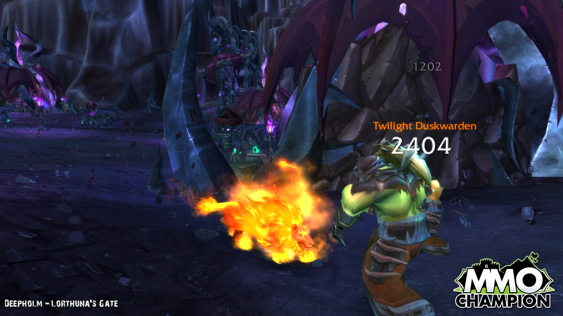 Druid Fire Cat Form, Avengers of Hyjal / Valor Points Rewards ...