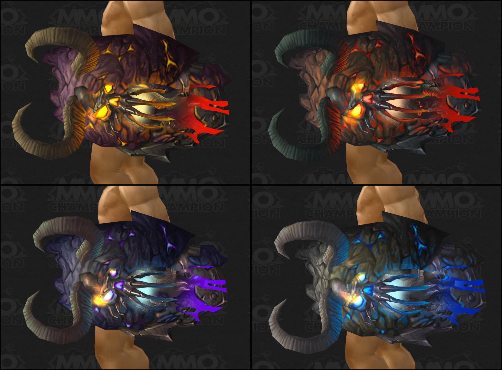 Fist Weapons - World of Warcraft - Wowhead