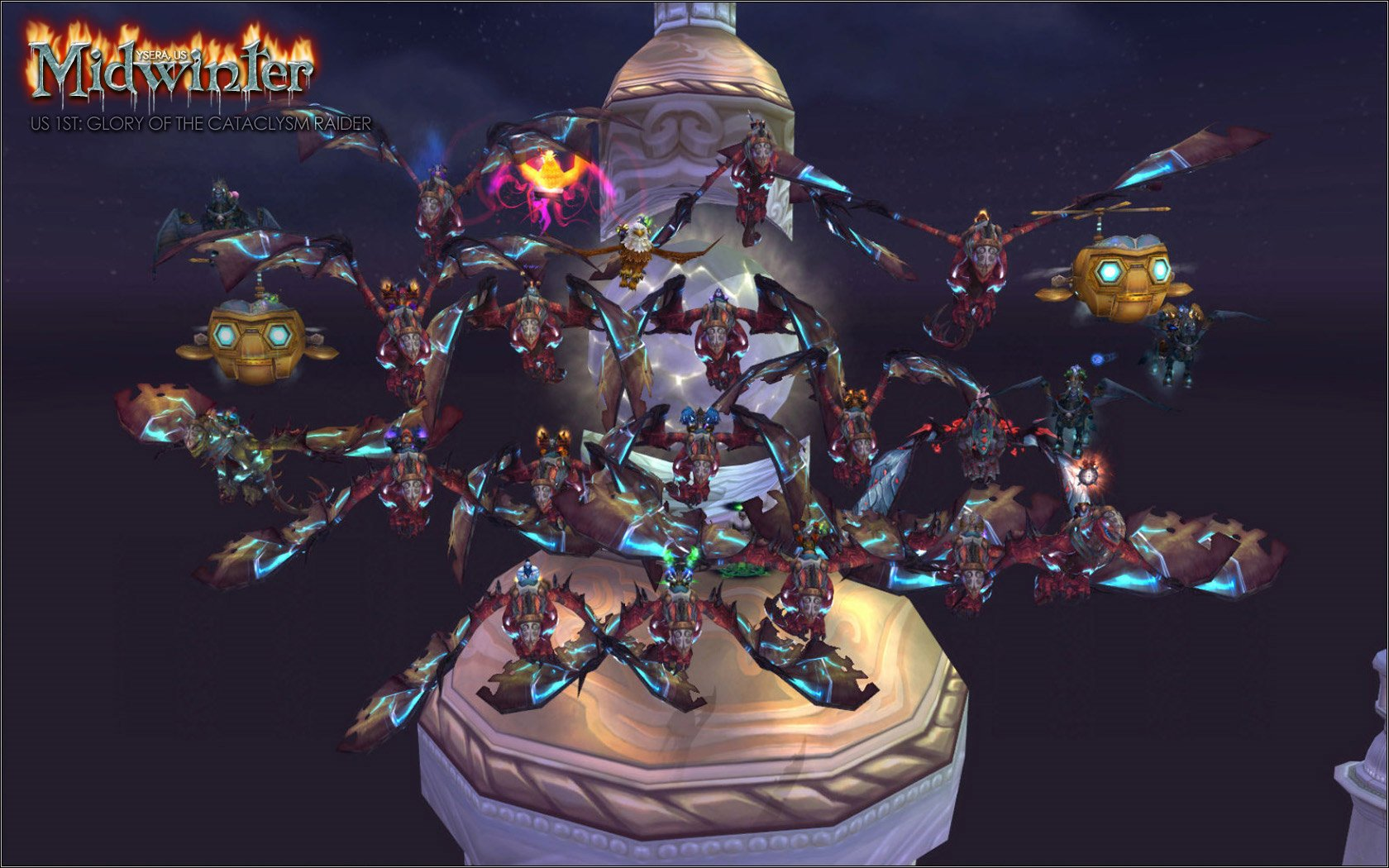 world of warcraft how to join oceanic
