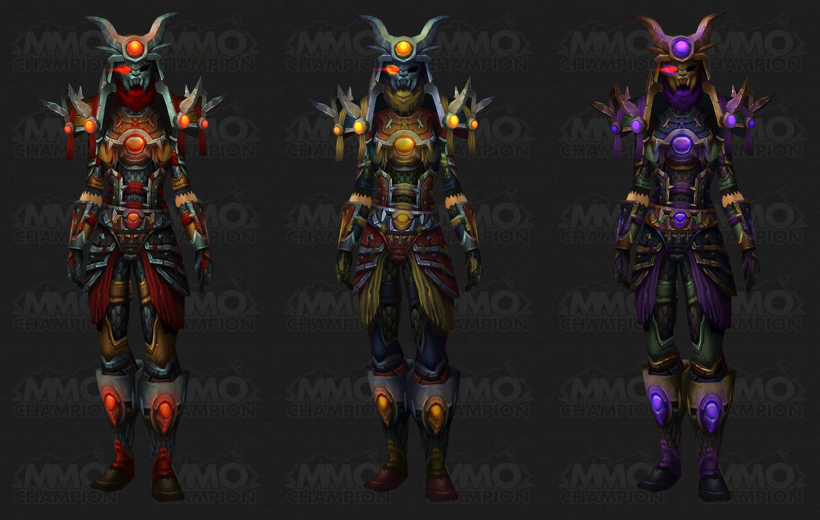Season 10 Armor Models, Art Gallery Update, Comics