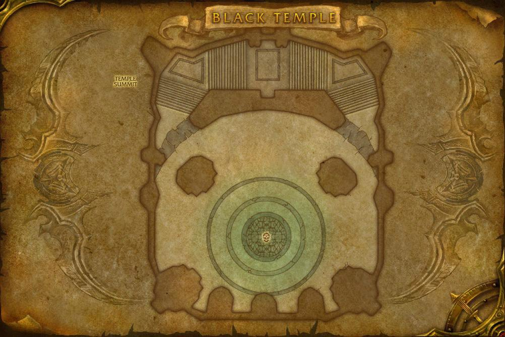 molten giants black temple map may 11 hotfixes firelands