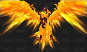 Новый маунт патч 4.2 огненный ястреб wow Катаклизм