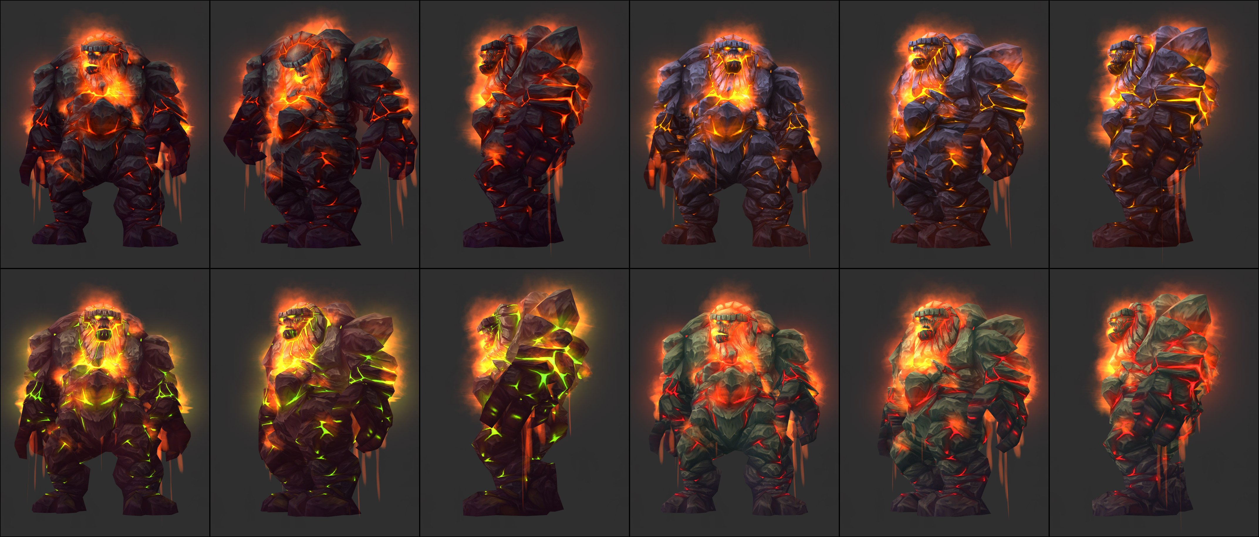 Molten Giants Black Temple Map May 11 Hotfixes Firelands Preview