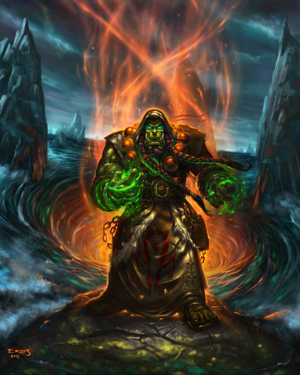 Warcraft orc shia erotic movie