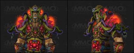 Thread tier 13 druid t13 armor set