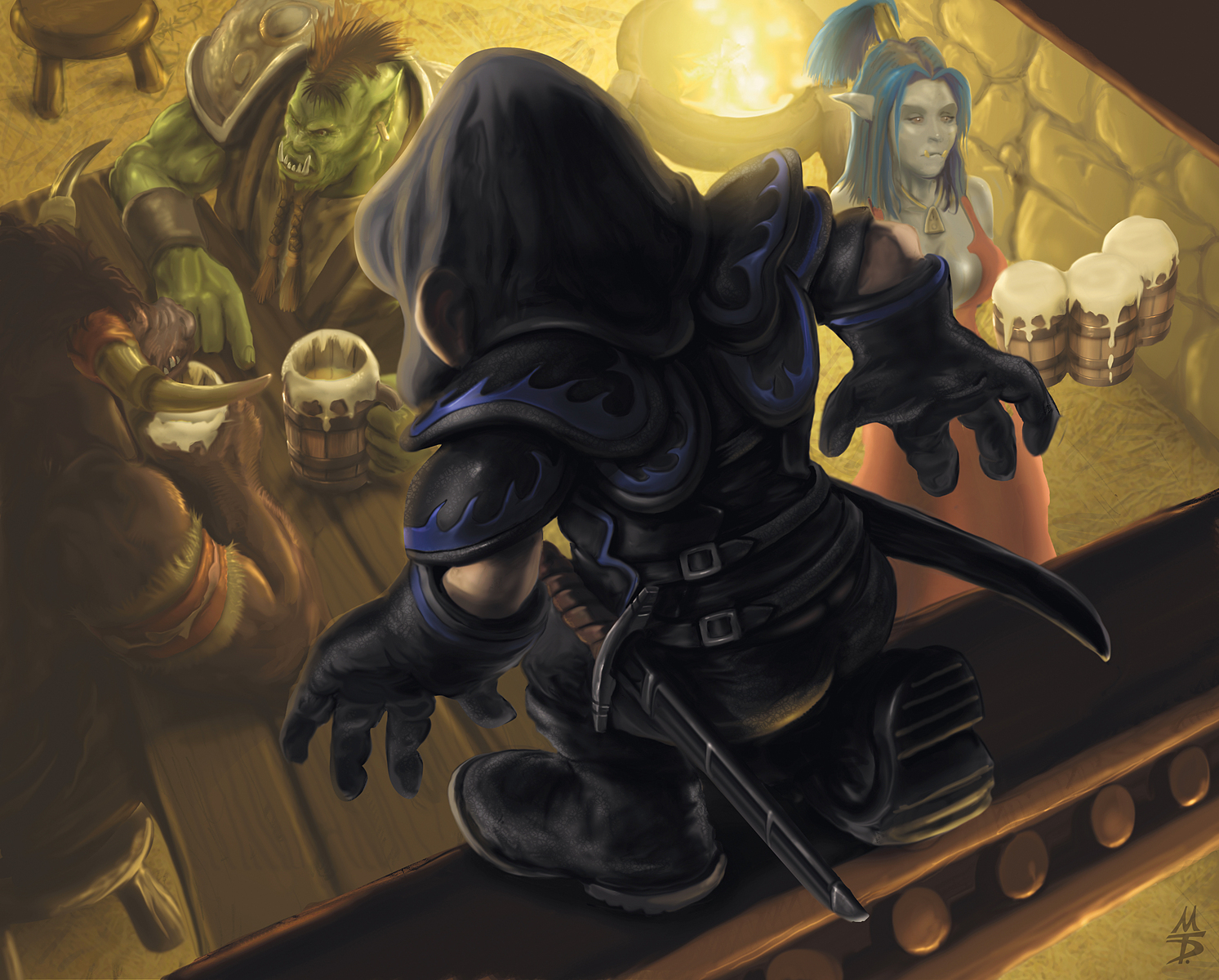 World of warcraft gnome rogue sexy toons