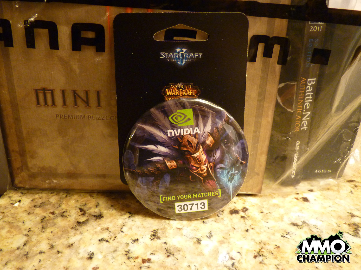 Blizzcon Day 1 Schedule, Curse Party, Day 0 Pictures, Goodies Bag ...