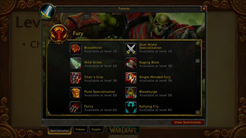Intercept in MoP - World of Warcraft Forums