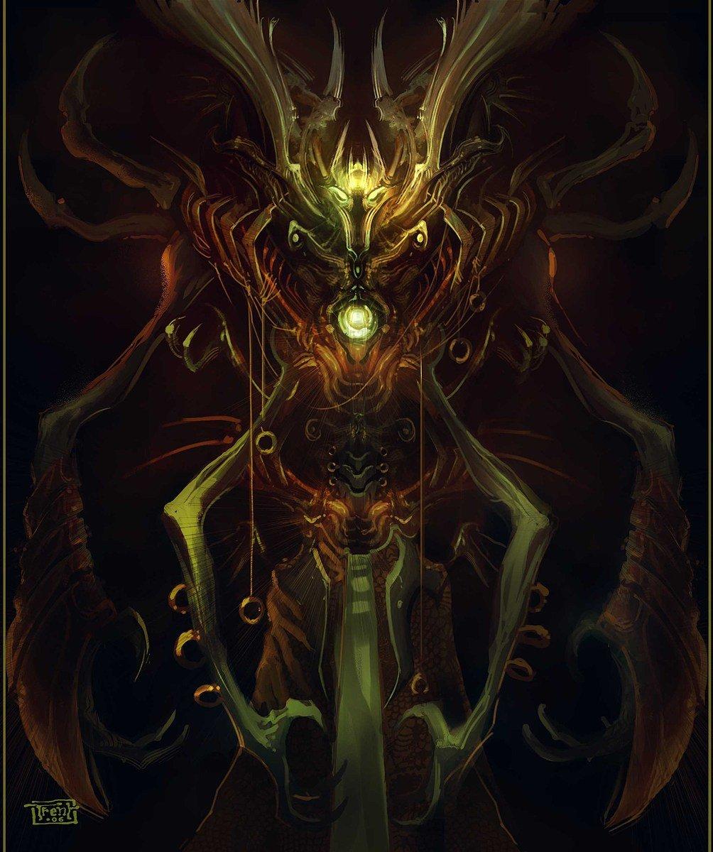Art: Cauldron Of Battle, Druid Animations, Curse.com Redesign