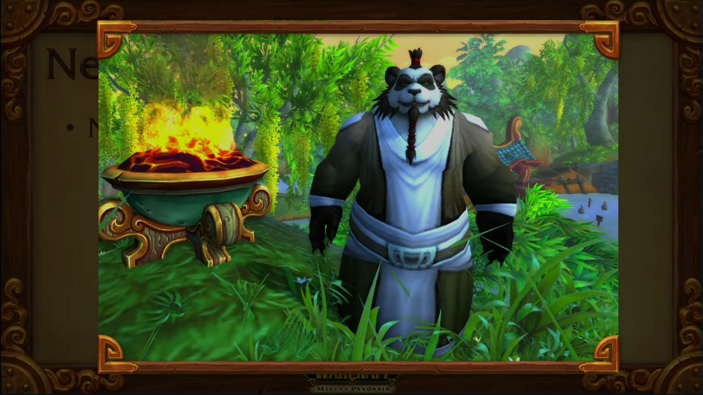 Jerking off to pandaren exposed pics