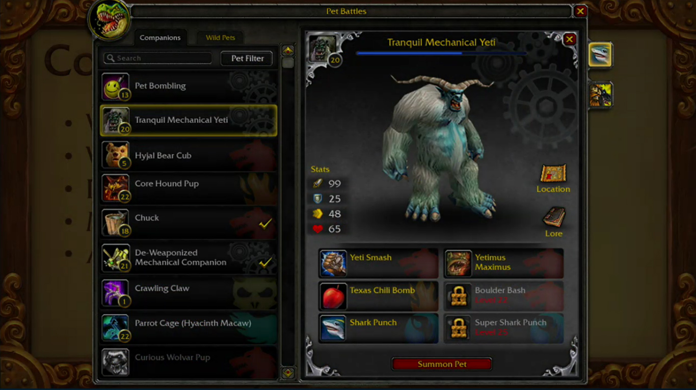 World of Warcraft - Mists of Pandaria EXP Pp89
