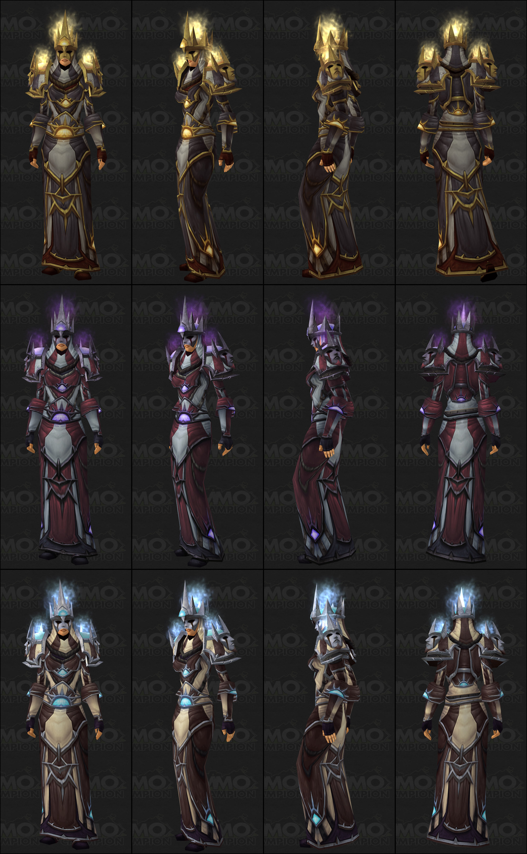 Tier 13 Armor Sets - Model Preview - MMO-Champion