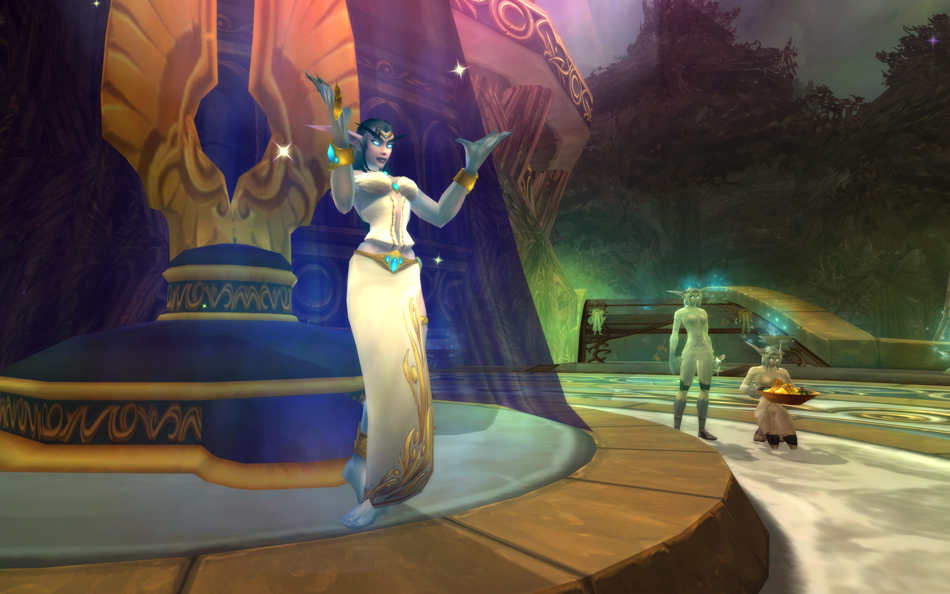 If Queen Azshara Can Have It Can We World Of Warcraft Forums