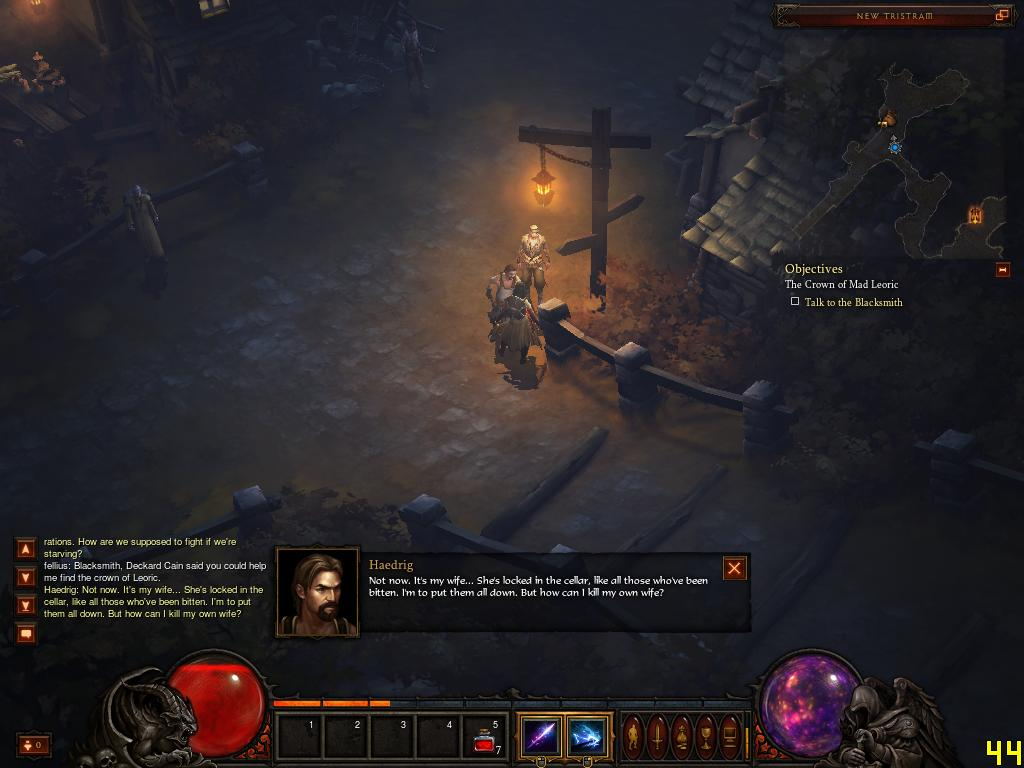 Diablo 3 Beta Patch 17