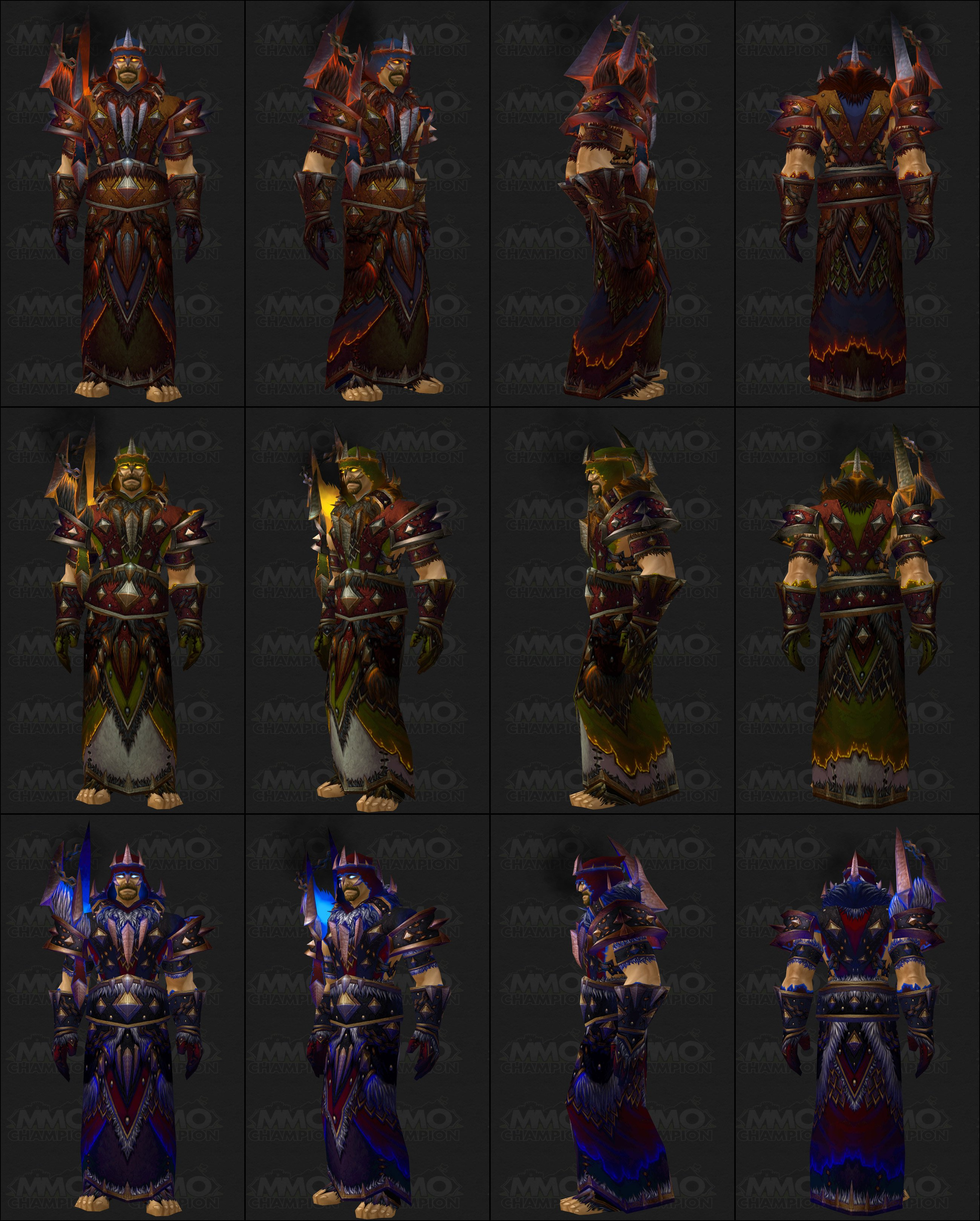 Shaman sets - Wowpedia - Your wiki guide to the World of ...
