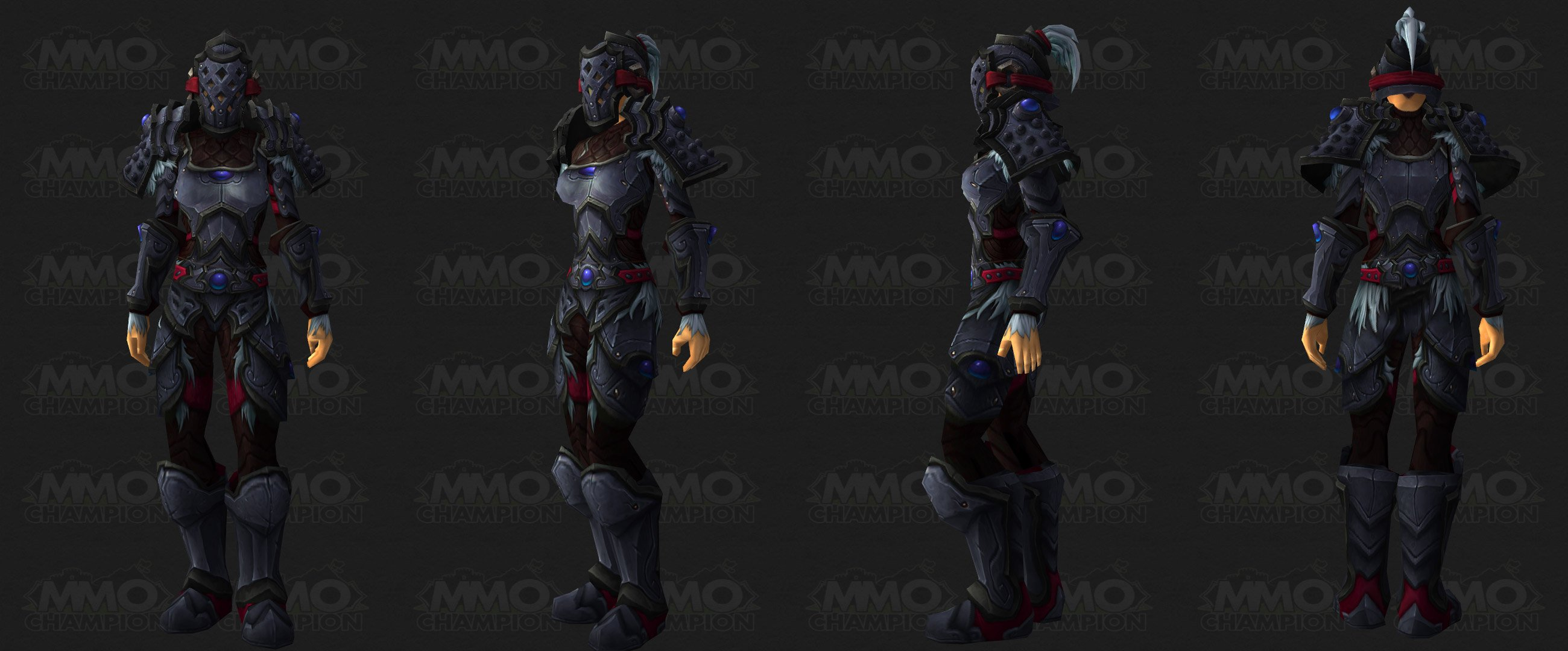 An error occurred. & MoP Dungeon Armor Sets Upcoming Beta Build End of D3 Beta Curse ...
