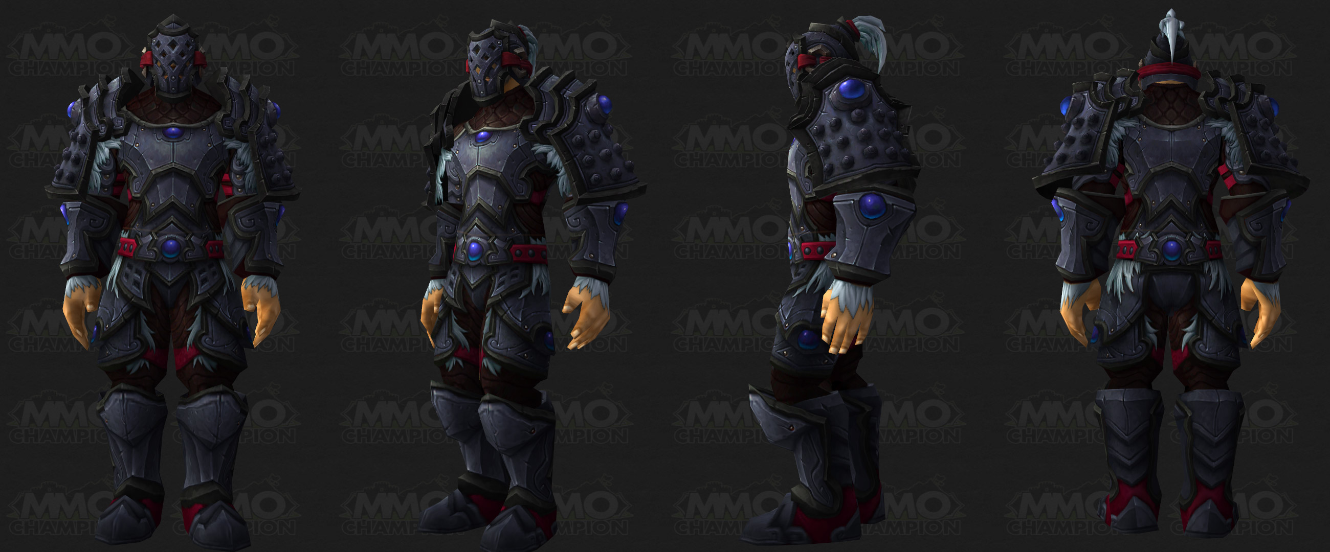 how to wear plate in vanilla wow