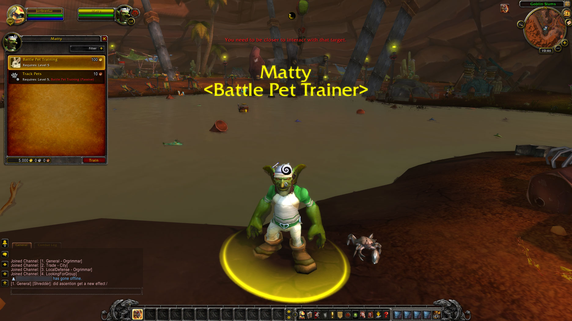 How to Beat the Battle Pet Tamers: Pandaria Quests (World ...