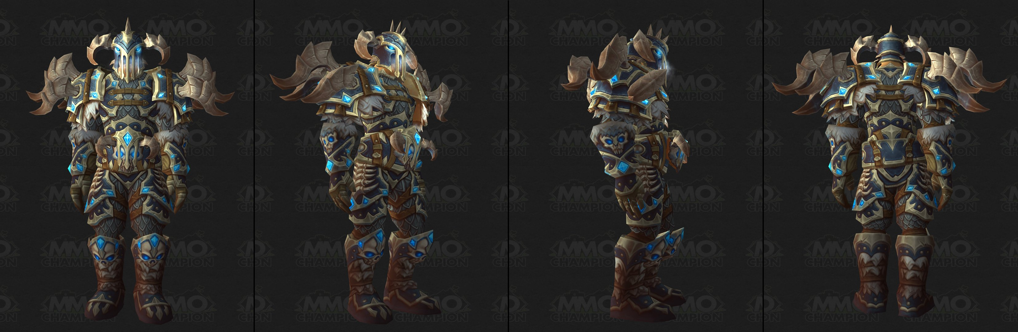 Challenge Mode Armor Sets Knight