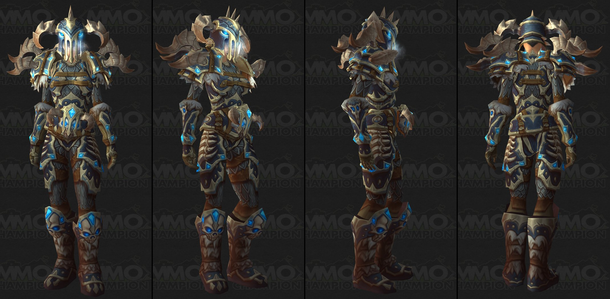 Challenge Mode Armor Sets. Death Knight & Challenge Mode Armor Sets - MMO-Champion