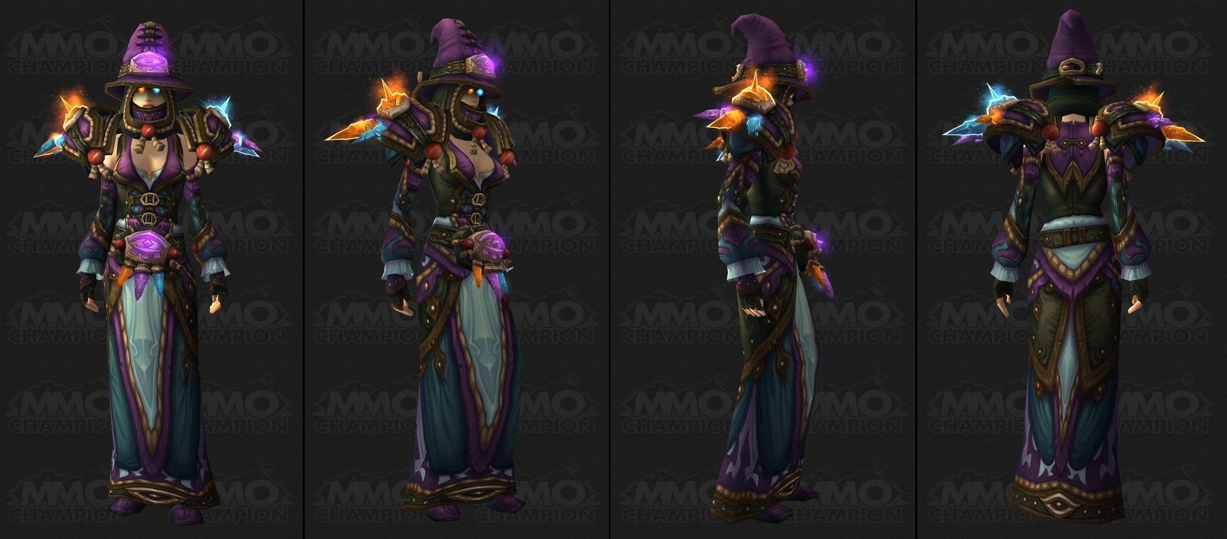 Challenge Mode Armor Sets - MMO-Champion