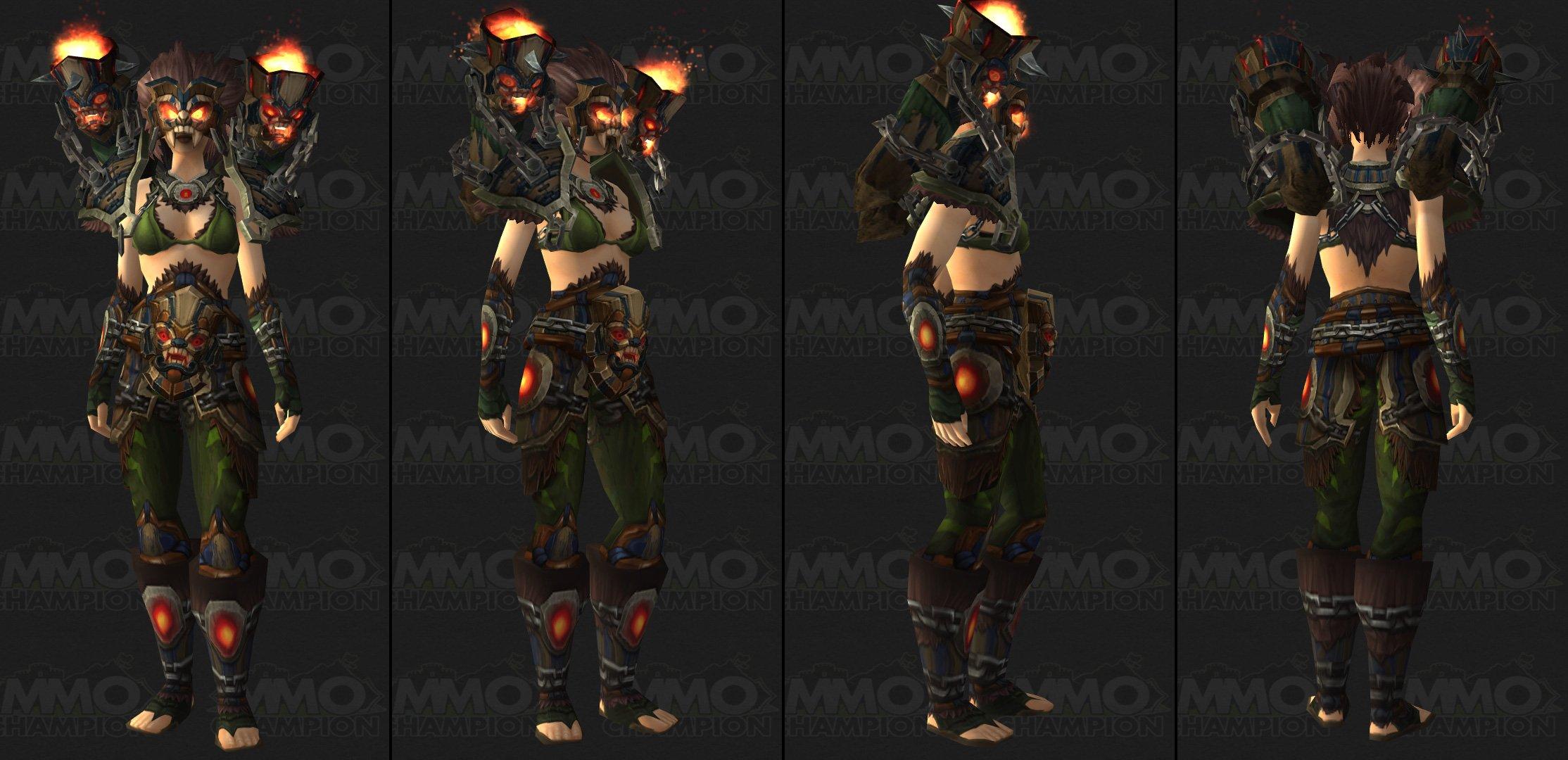 challenge mode armor sets