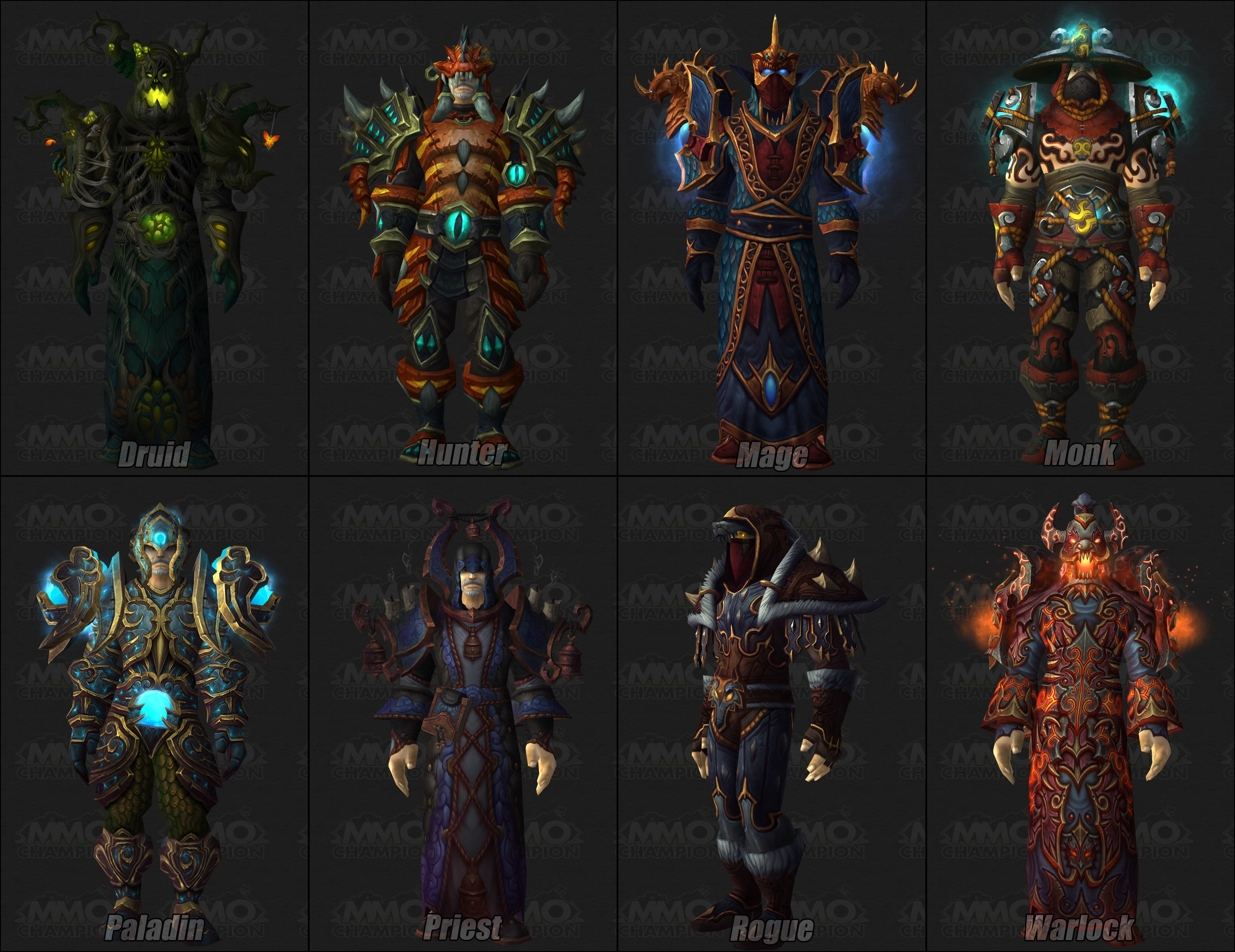 Official Patch 5.2 PTR Notes, Tier 15 Armor Sets, Season 13 Armor ...