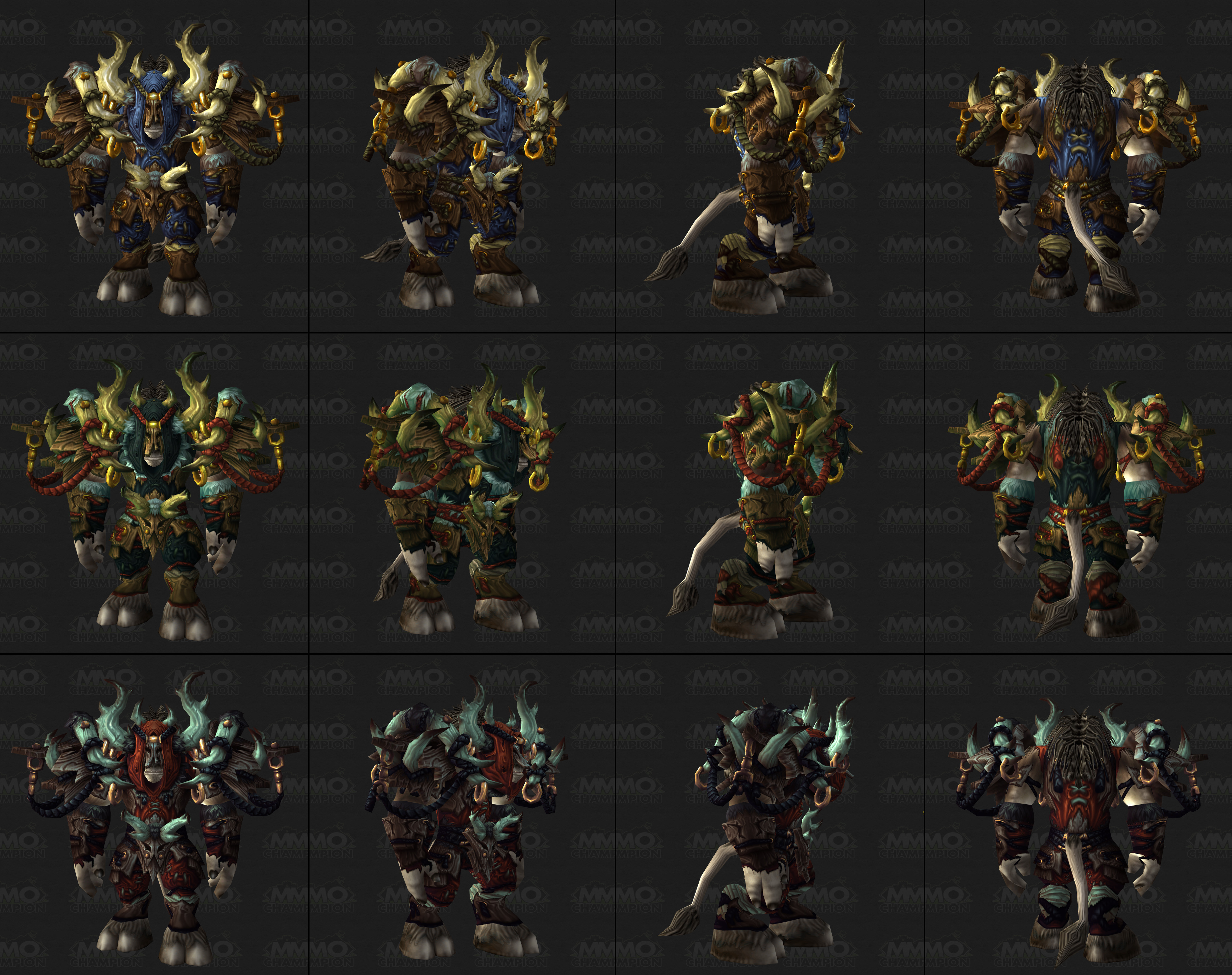 Wow Patch 5.2 New Pvp Gear