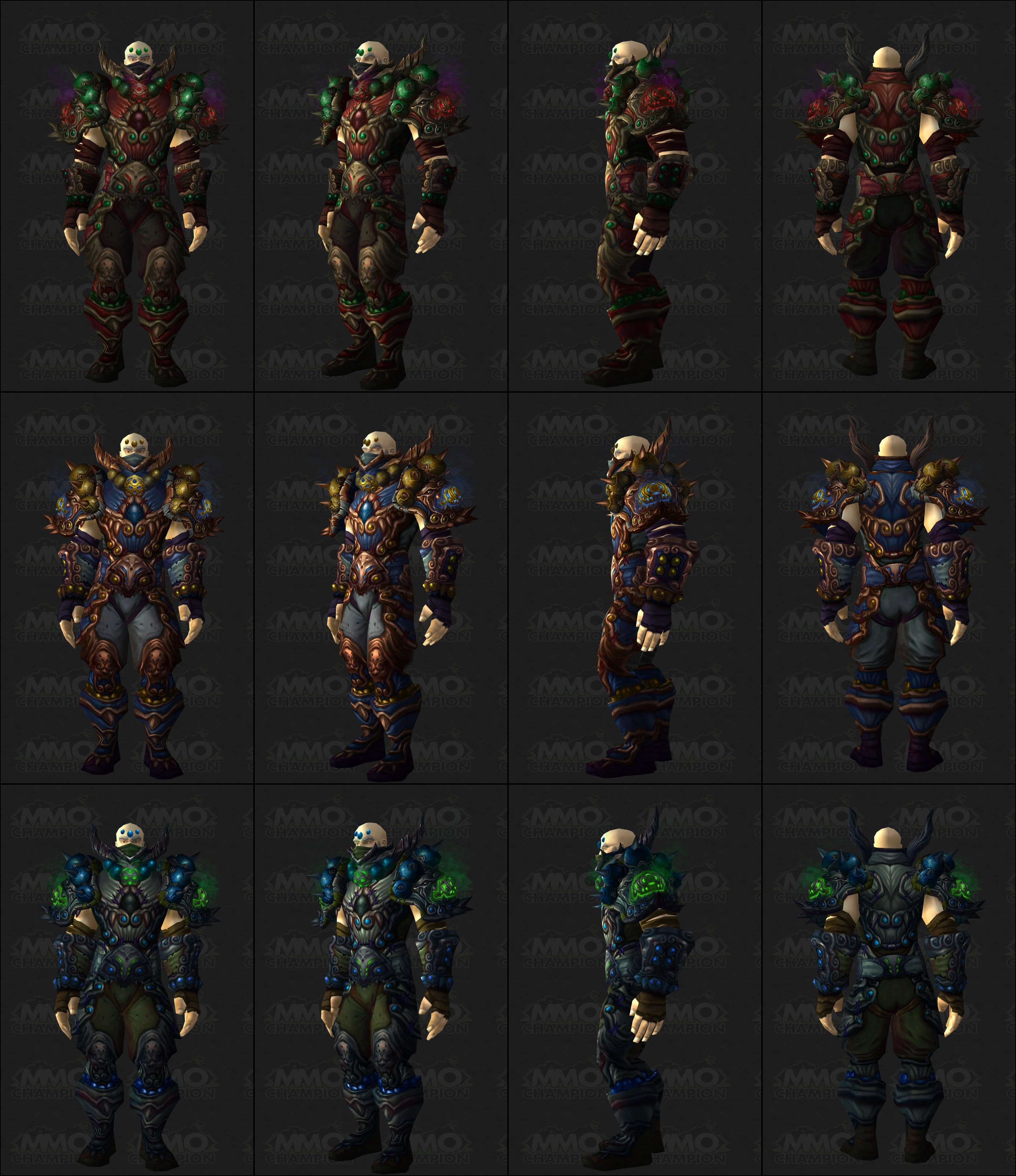 Official Patch 5 2 PTR Notes, Tier 15 Armor Sets, Season 13 Armor