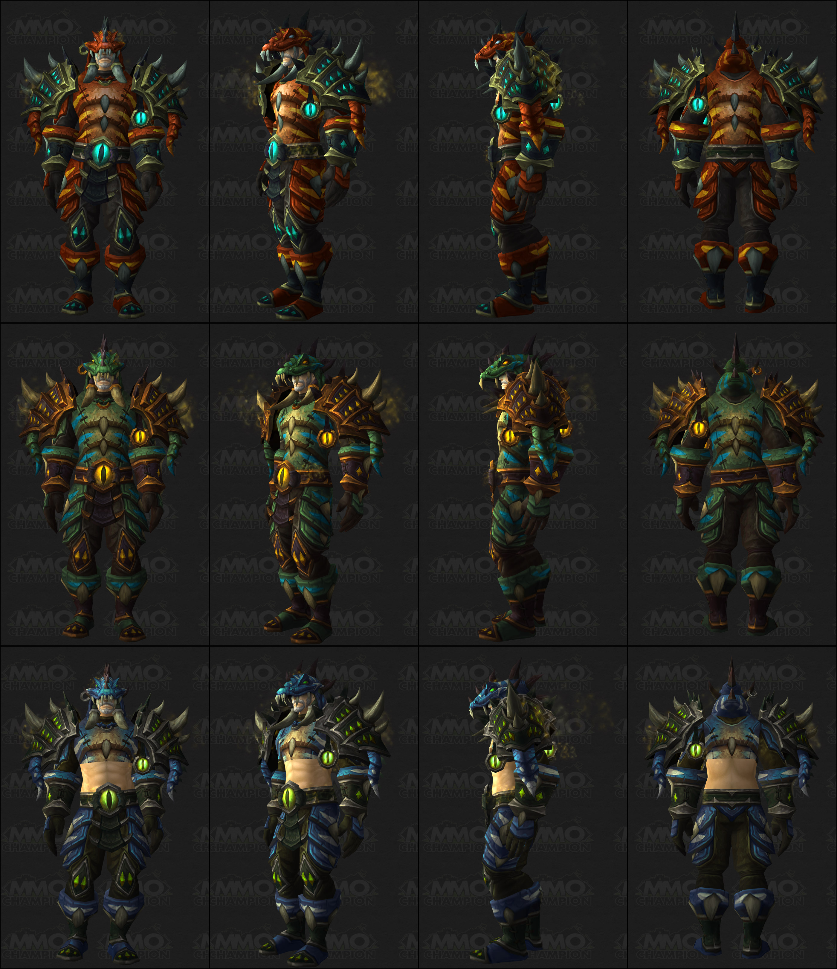 Tier 15 Armor Sets - MMO-Champion