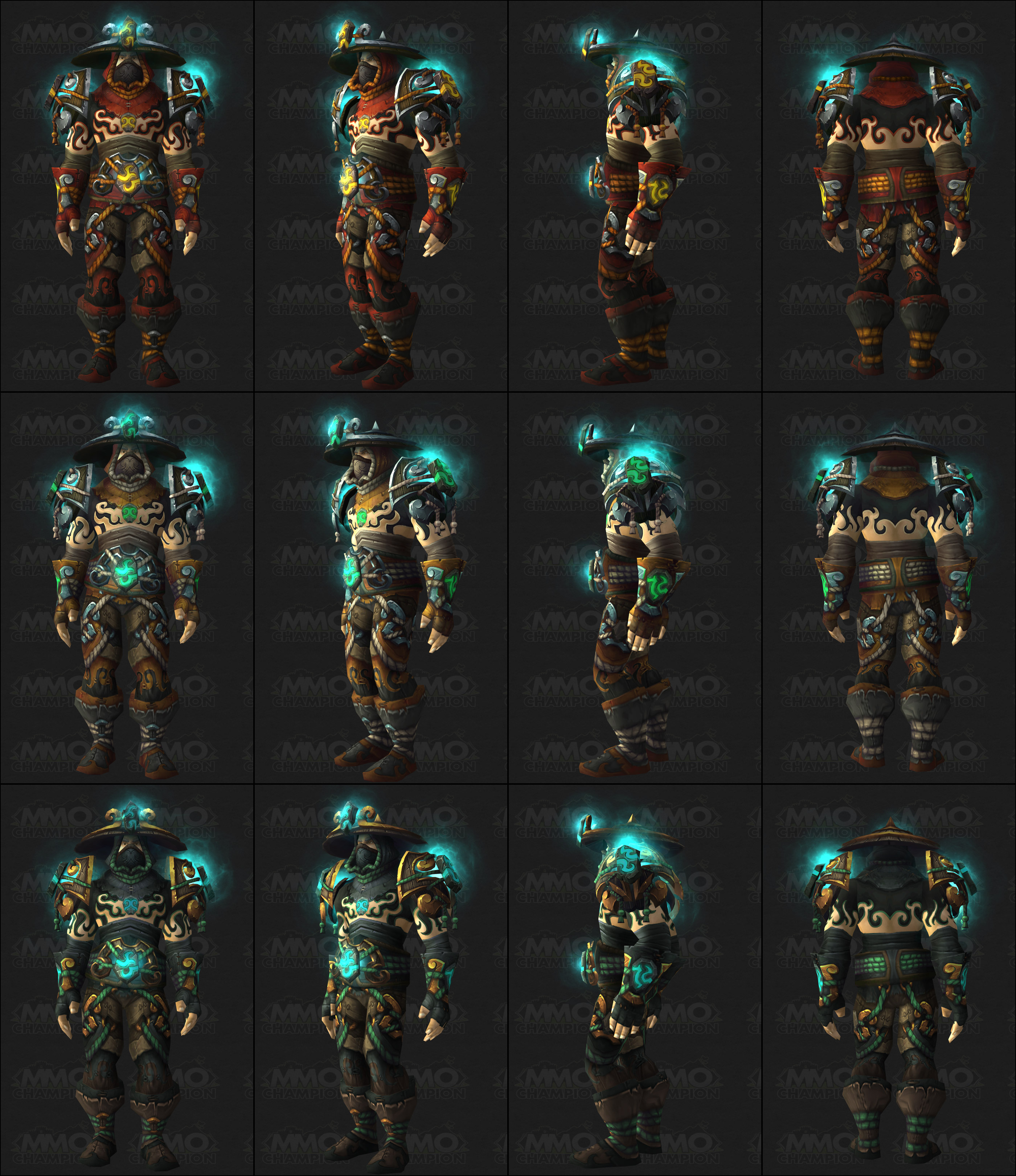 Monk Tier 15 and Season 13 Armor Sets Preview