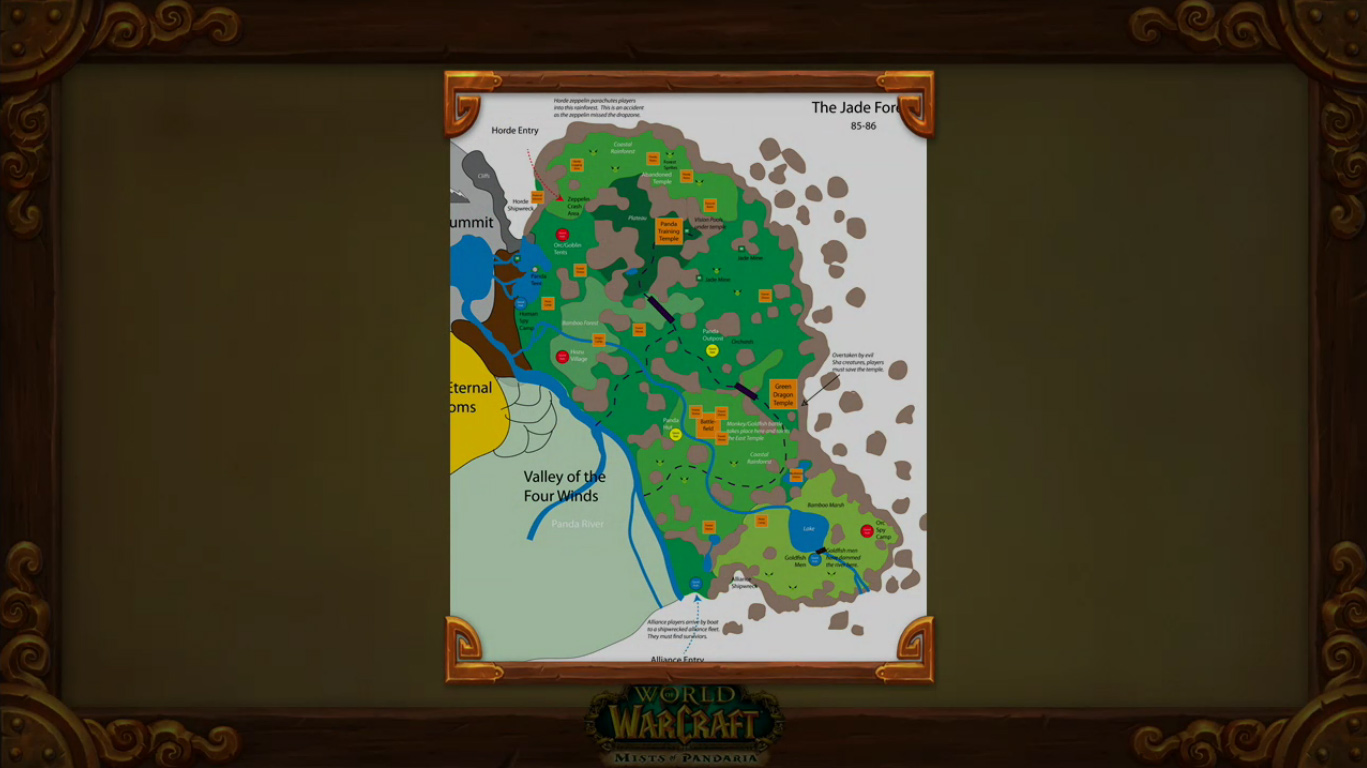 The Jade Forest  Zone Preview