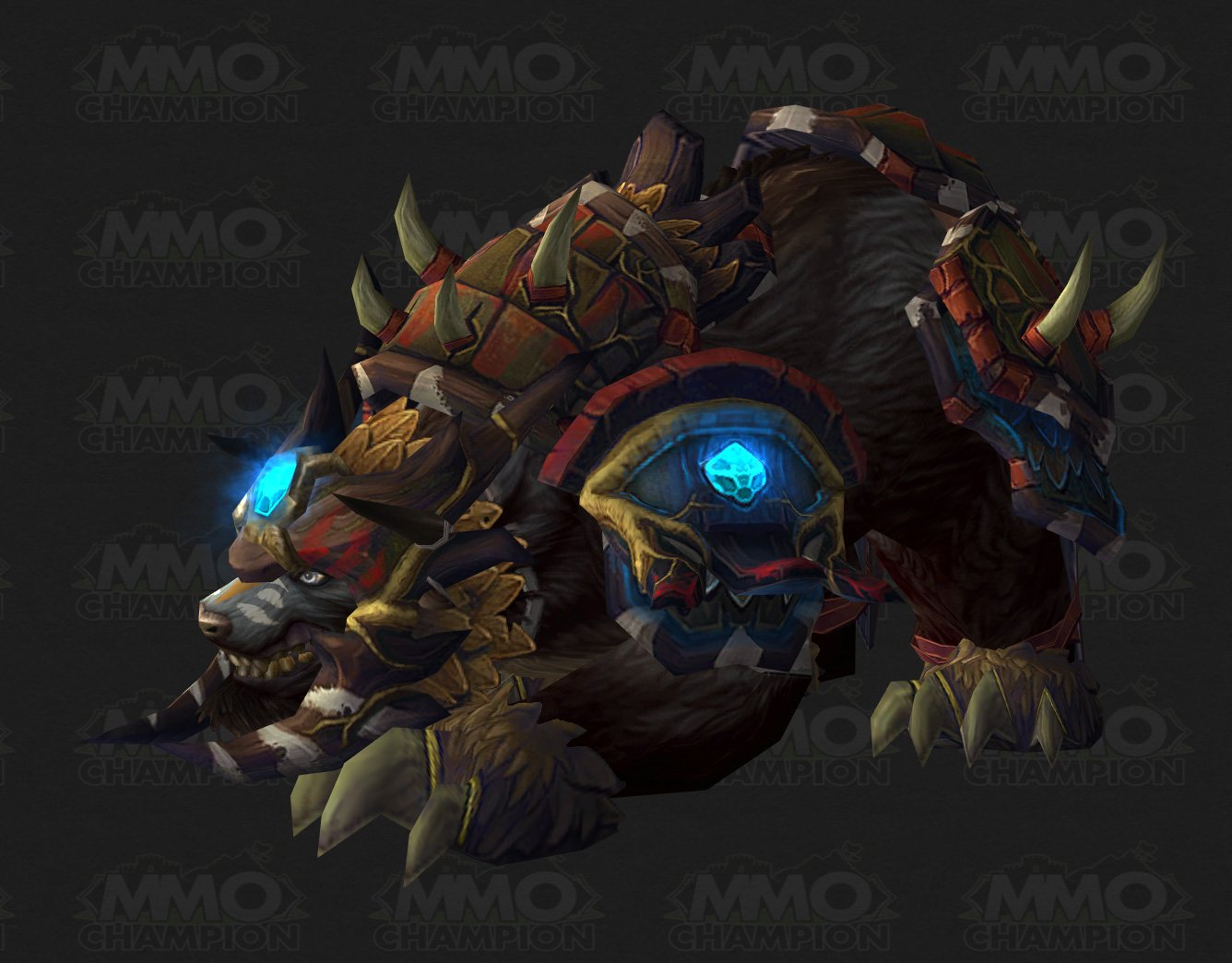 Armored Druid Forms, Scarlet Halls Video, MoP Quest Voiceovers ...
