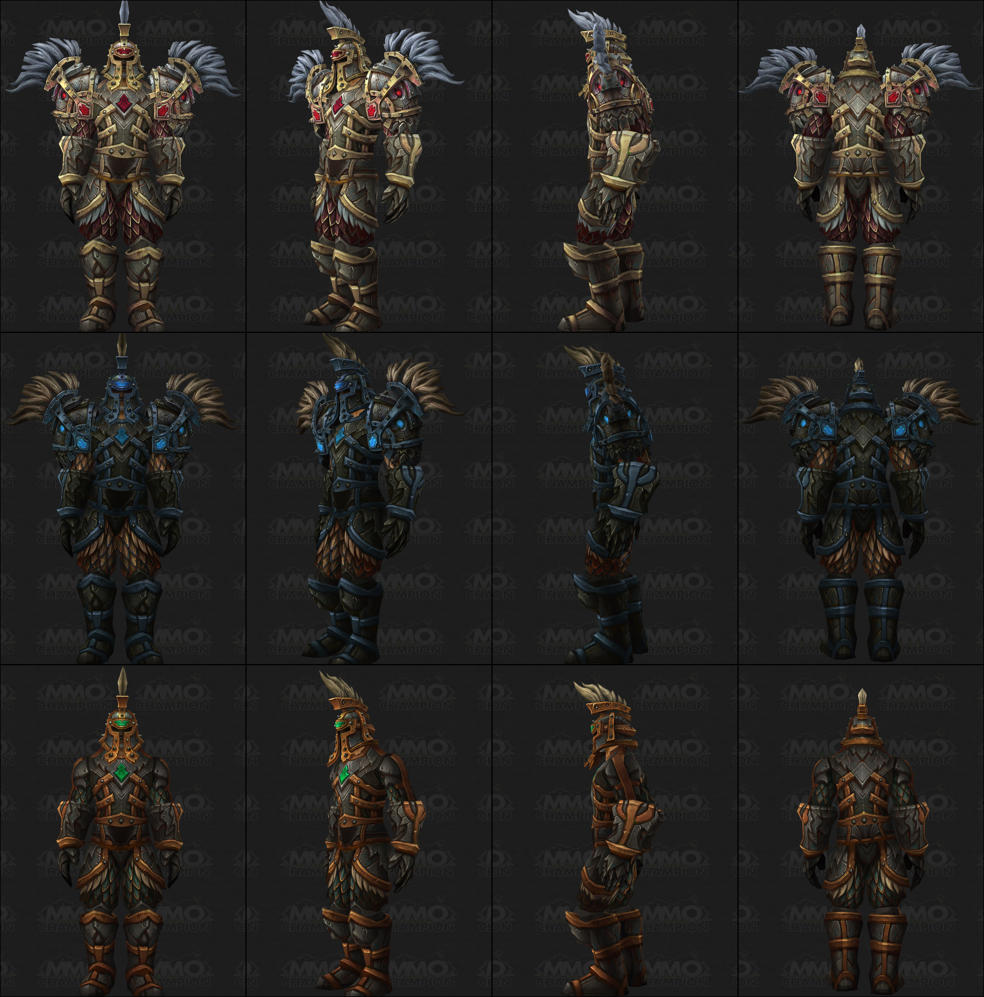 MOP war pvp gear - Warrior - Arena Junkies
