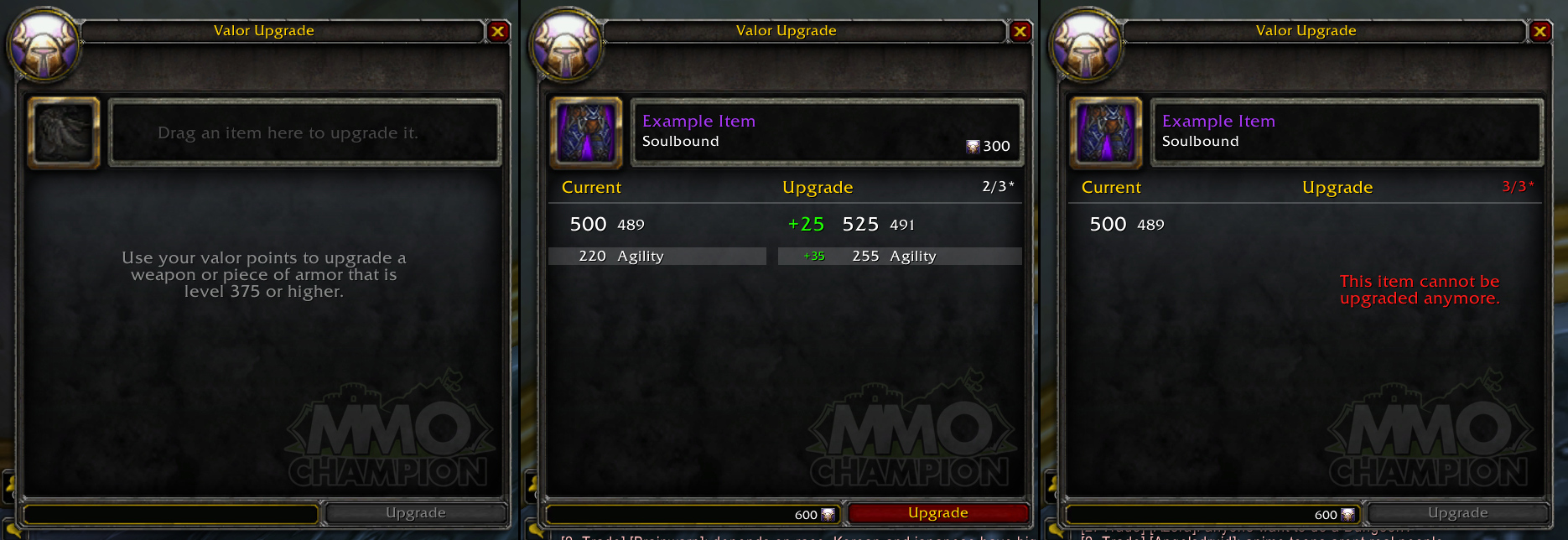 WoW or Nost Was Right or something [Archive] - Failheap