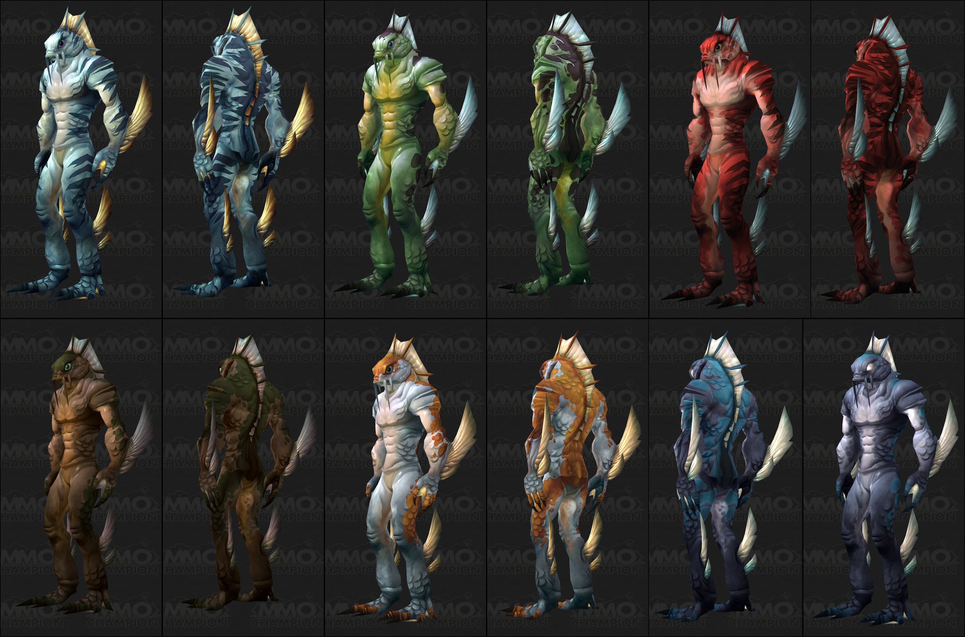 New playable races later in WoD?  Page 2