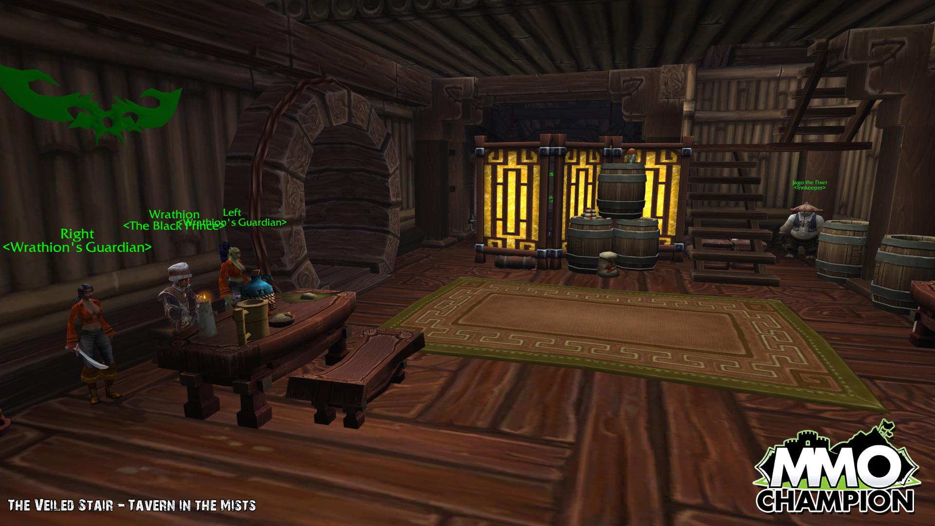 Mists of Pandaria Beta - Build 15689 - MMO-Champion