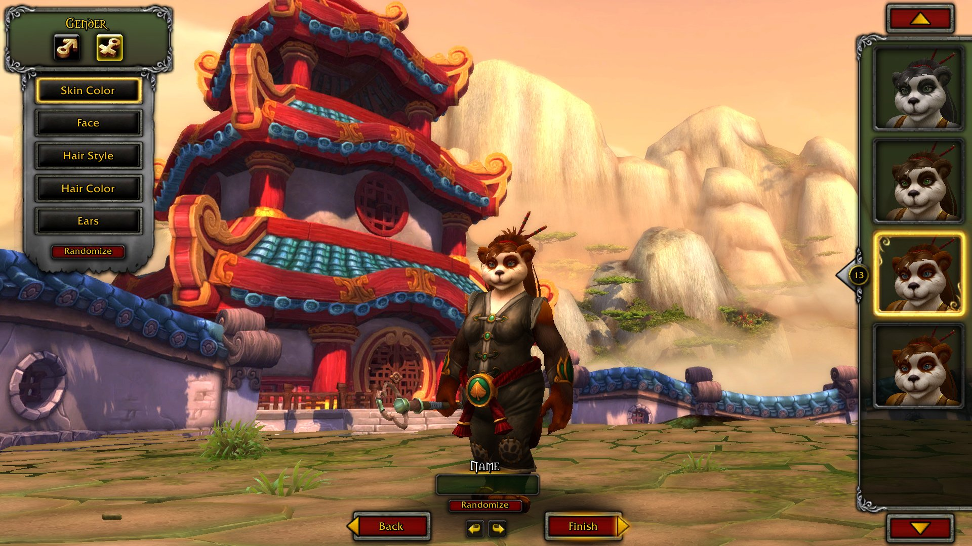 Jerking off to pandaren nudes images
