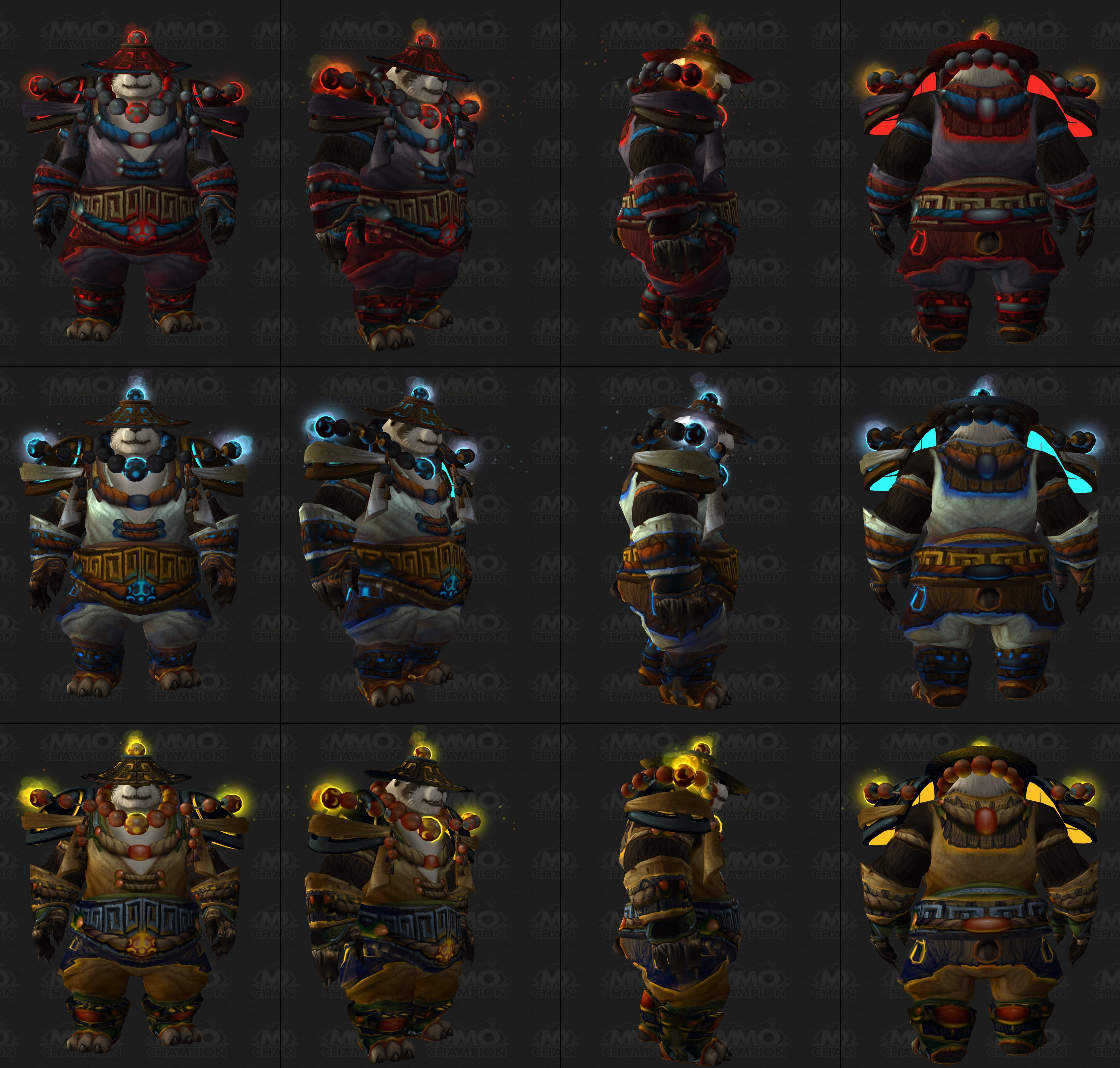 Monk Transmogs Please Read The Op Page 5
