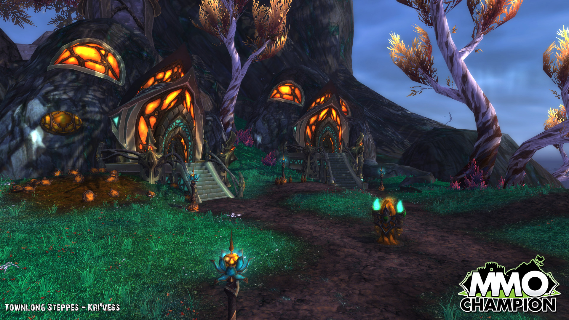 Master of World of Warcraft : Townlong Steppes Gold Farming |Townlong Steppes Map